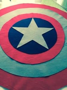 Captain American Sheild