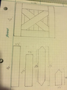 Barn Door Baby Gate Plan